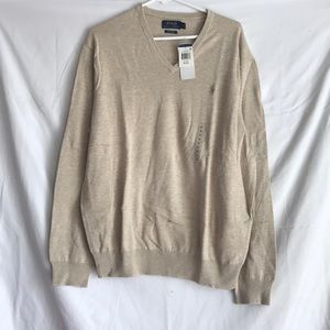 SIZE XL NEVER WORN Polo Sweater